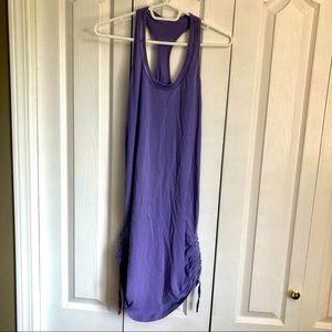Lululemon tank tunic dress